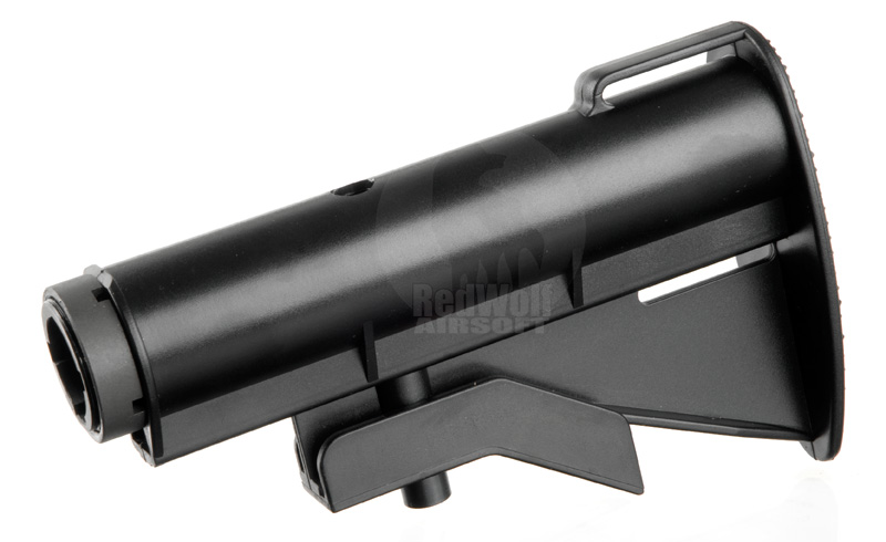 G&P M4A1 5 Position Sliding Buttstock (Black)