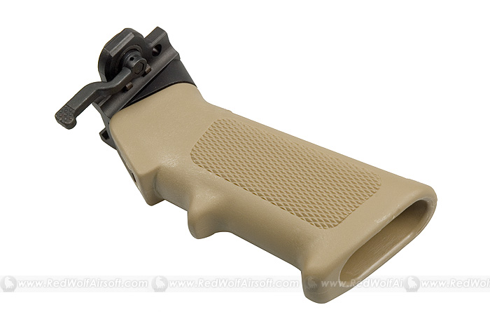 G&P M4 QD Grip (Sand)