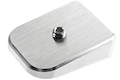Gunsmith Bros Magazine Base Pad (No Marking) - Silver
