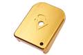 Gunsmith Bros  Magazine Base Pad SV Style - Gold