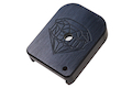 Gunsmith Bros Magazine Base Pad SV Diamond Style - Black