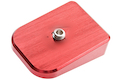Gunsmith Bros Magazine Base Pad SV Style - Red