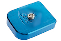 Gunsmith Bros Magazine Base Pad SV Diamond Style - Blue