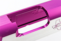 Gunsmith Bros CNC Aluminum STI DVC STD Single Slide for Tokyo Marui Hi-Capa GBB Series - Purple 2 Tone