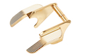 Gunsmith Bros SV Style Steel Thumb Safety - Gold