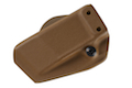 G-CODE ALL NEW Kydex Single Magazine Carrier for Beretta 92 & 96 / SIG 226 / 228 / 229 Series & Lionhart (TAN)