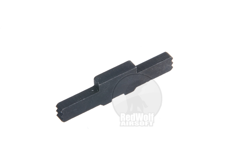 Guns Modify Slide Lock for (Marui 17/18/26/26 advance) - Black