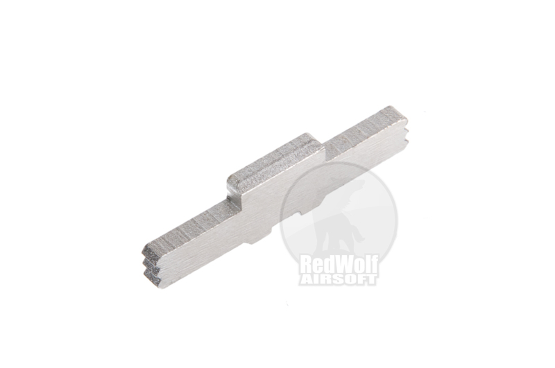 Guns Modify Slide Lock for (Marui 17/18/26/26 advance) - Silver
