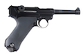 WE Luger P08 (4 inch / Black)