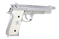WE M92F Long Version(Silver)