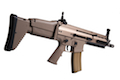 WE SCAR-L Open Bolt Version (Tan)