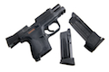 WE N&P XW40 Compact GBB (2 Magazines) - Black