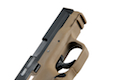 WE N&P XW40 Compact GBB (2 Magazines) - Tan