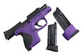 WE N&P XW40 Compact GBB (2 Magazines) - Purple