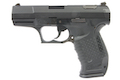 WE P99 Airsoft GBB Pistol - Black