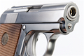 WE CT25 GBB Pistol - Silver