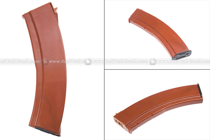 GWS 850 rds Long magazine for AK / RPK (HI CAP.)