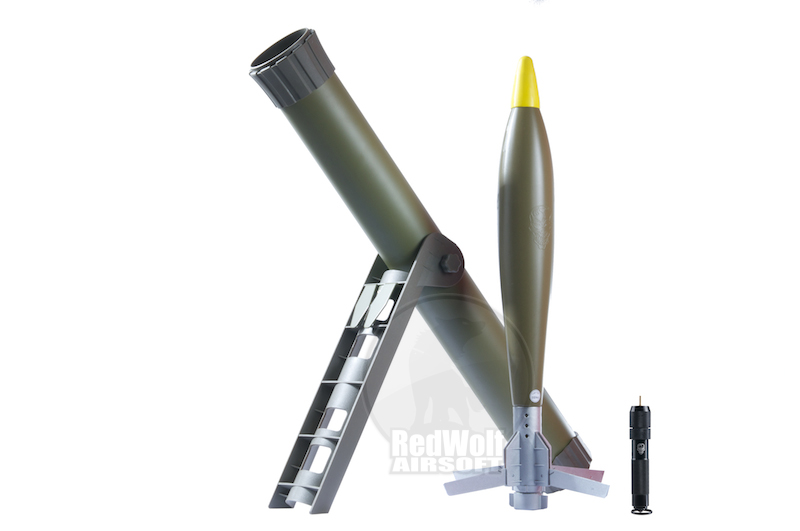 Hakkotsu Hades Arrow Mortar (Full Set)<font color=red> (Clearance)</font>