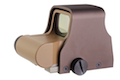 Hurricane XPS3 Red Dot Scope - TAN