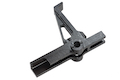 Hephaestus CNC Steel Flat Trigger (Type A - Black) for GHK M4 Series