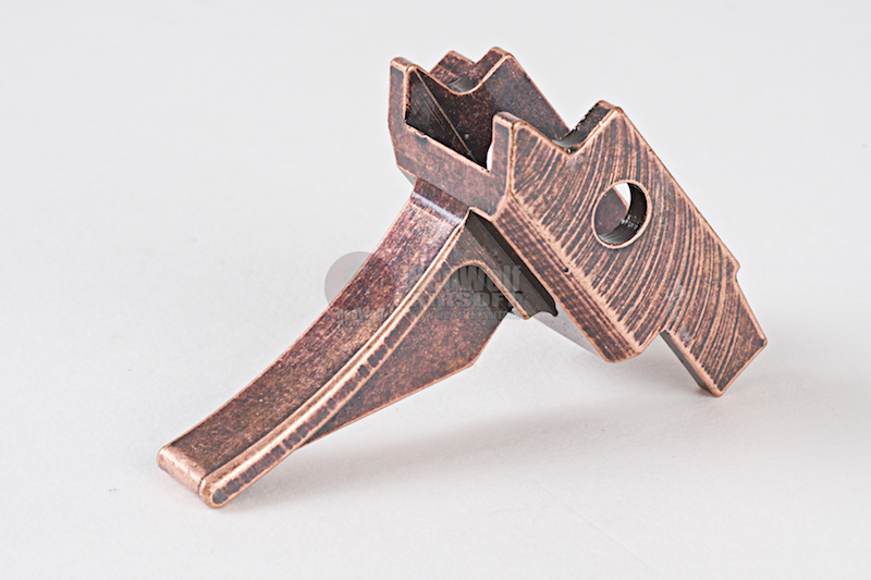 Hephaestus CNC Steel Trigger (Type A - Bronze) for GHK AK GBB Series
