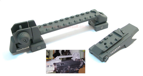 Hurricane Tactical Carry (MARIA) Handle for M4 Series