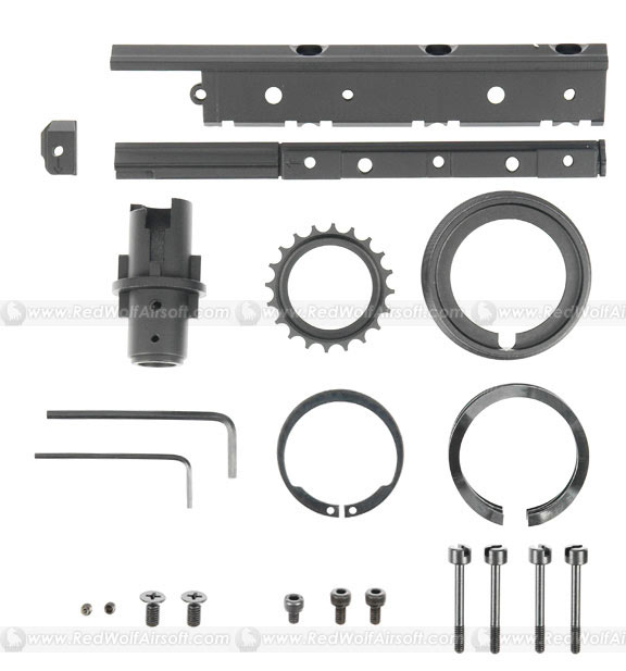 Hurricane M4/M16 S-System Metal Body Adaptor Set