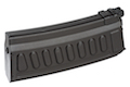 Hephaestus Custom 30 rds Gas Magazine (Compact Type) for HTS-14 / GHK AK Series - Black