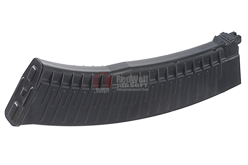 Hephaestus Custom 60rds Gas Magazine (Extended Type B) for GHK AK Series