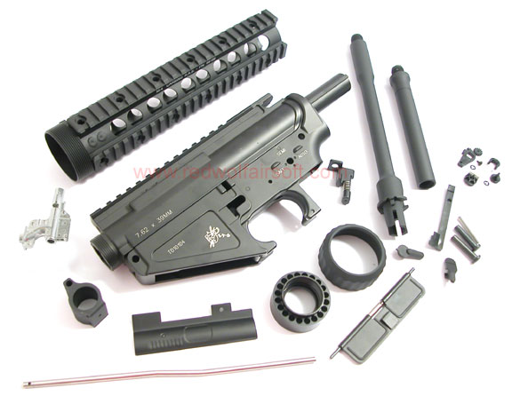 Hurricane SR47 Full Metal Kit for TM M4 Series