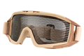 TMC Mesh Metal DL Style Goggles (Sand)