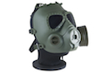 TMC CM Toxic Mask style Fan Airsoft Mask (OD)