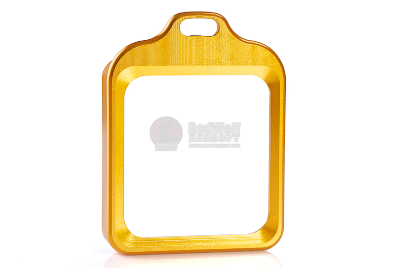 TMC Aluminum Lanyard Ring Mount for GoPro Hero 3+ - Gold <font color=yellow>(Clearance)</font>