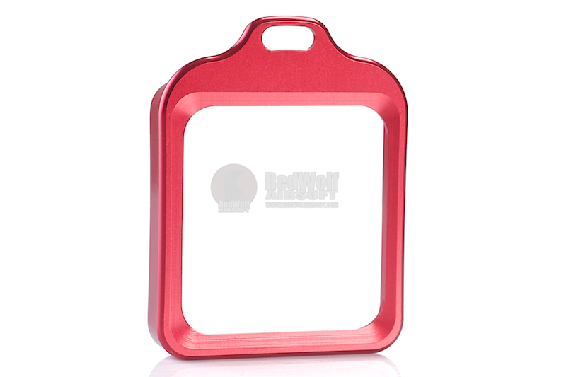 TMC Aluminum Lanyard Ring Mount for GoPro Hero 3+ - Red <font color=yellow>(Clearance)</font>