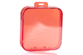 TMC GoPro HD Hero 3 Plus PC Under Sea Filter Cover - Red