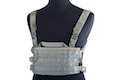 High Speed Gear AO Small Chest Rig - Gray