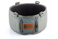 High Speed Gear Sure-Grip Padded Belt System (M Size / Length 35.5 inch / Gray)