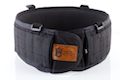 High Speed Gear Sure-Grip Padded Belt System (XL Size / Length 46 inch / Black)