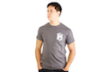High Speed Gear Short Sleeve T-Shirt (XL Size / Urban Grey)