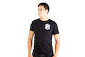 High Speed Gear Performance T-Shirt (XL Size / Black)