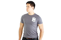 High Speed Gear Performance T-Shirt (XL Size / Urban Grey)