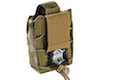 High Speed Gear Belt Mounted Handcuff TACO - Multicam