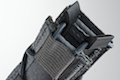 High Speed Gear Belt Mounted Extended Pistol Magazine TACO - Wolf Grey