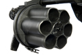 ICS MGL Grenade Launcher (Retractable Stock / Black)