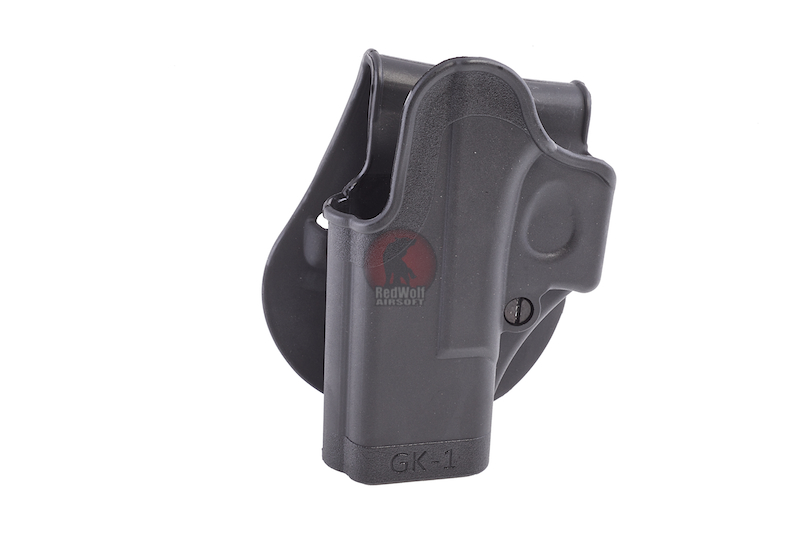 IMI Defense One Piece Paddle Holster for G 17/19/22/23/26/27/31/32/36 (Left Hand)