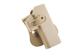 IMI Defense Roto / Retention Paddle Holster for G20/21/37/38 - TAN