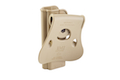 IMI Defense Roto / Retention Paddle Holster for G 20/21/37/38 - TAN