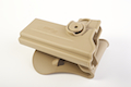 IMI Defense Roto / Retention Paddle Holster for P226 - TAN