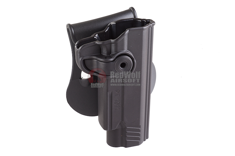 IMI Defense Roto / Retention Paddle Holster for Taurus PT 1911 & PT 1911 w/ Rail