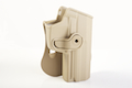 IMI Defense Roto / Retention Paddle Holster for H&K USP Full Size .40 - TAN